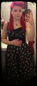 Jan klänning 2013