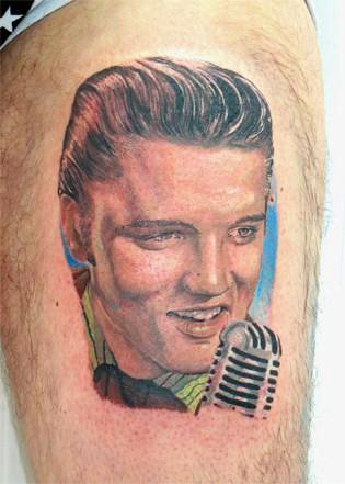 Young_Elvis_Tattoo