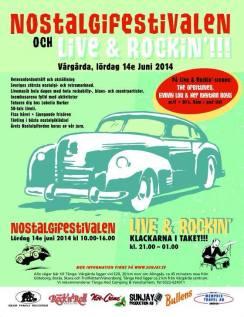 Nostalgifestivalen Vårgårda